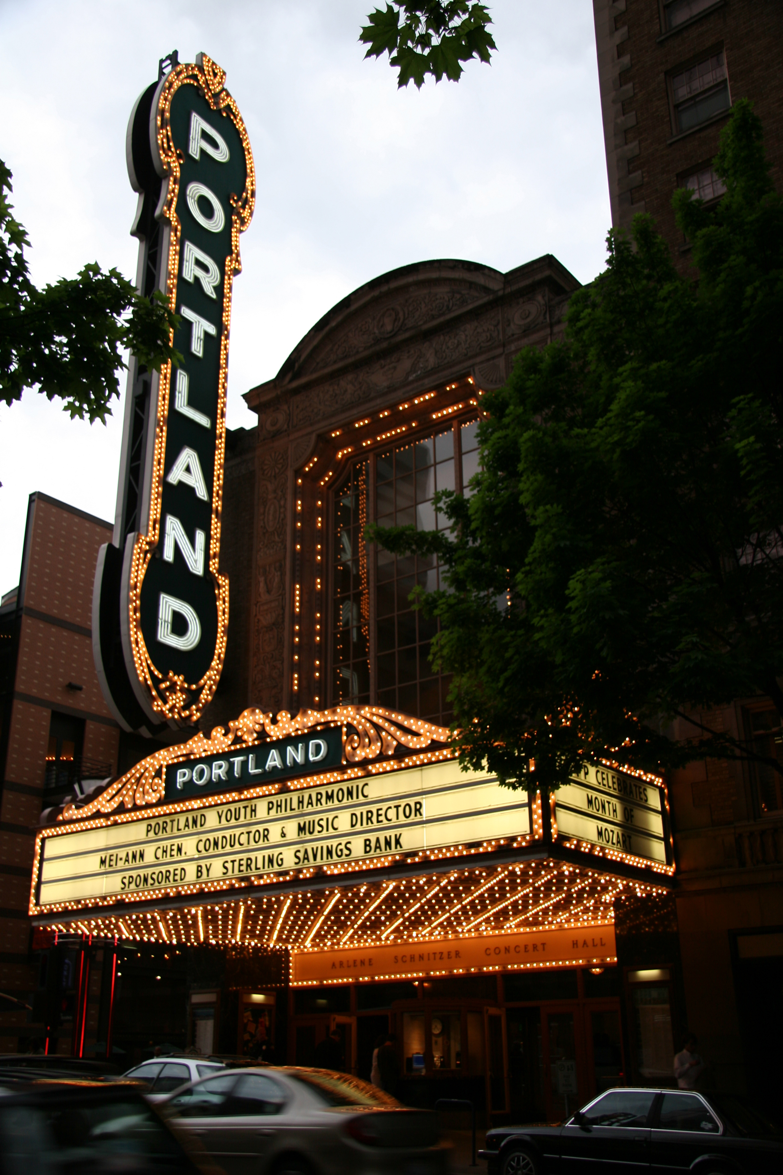 A Handful Of Water Faucets And Fountains Found To Have Elevated Lead - Schnitzer theater portland