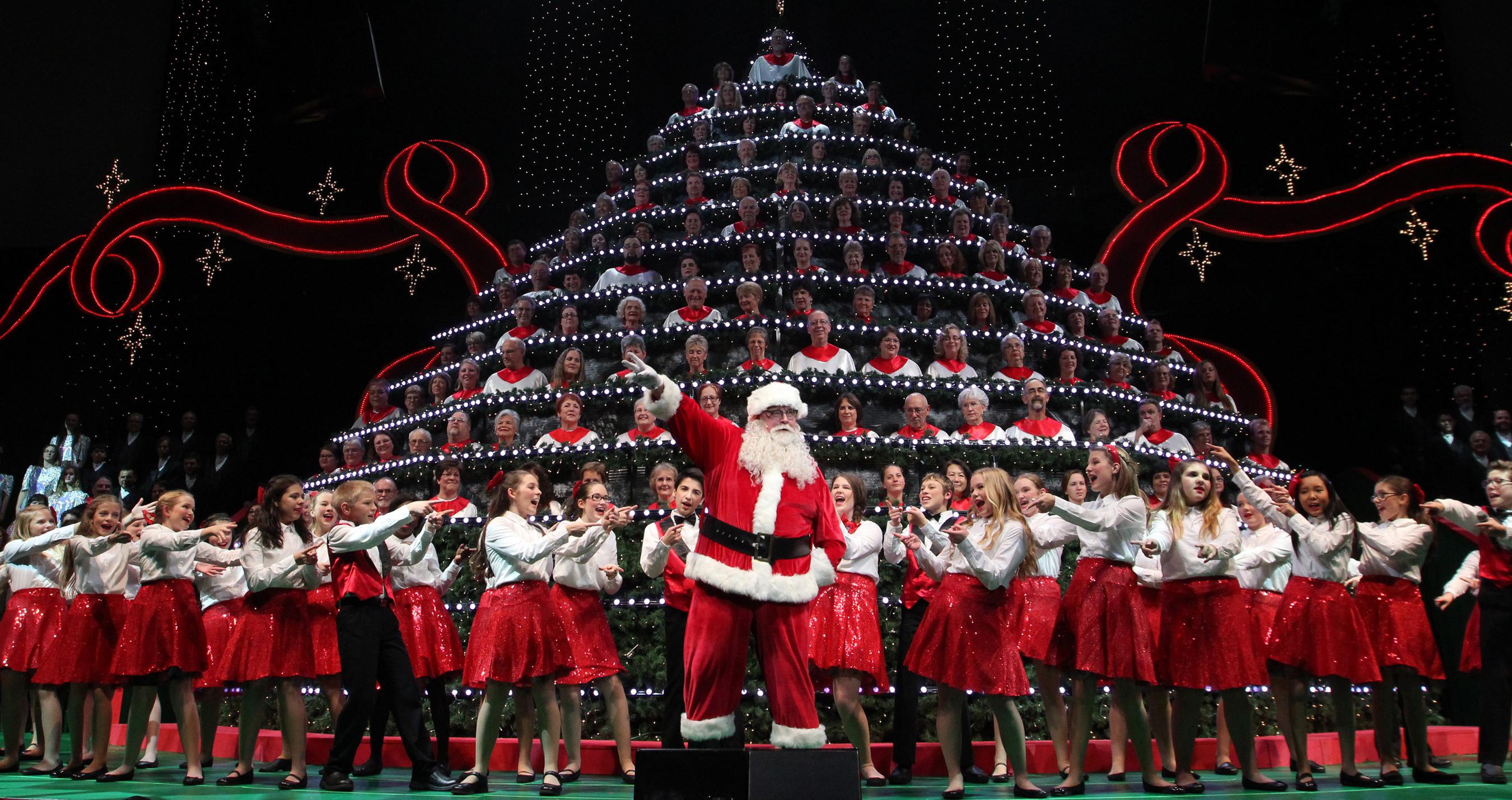 Reviews Of 2020 Portland Singing Christmas Tree Portland's Singing Christmas Tree returns to the Keller stage Nov