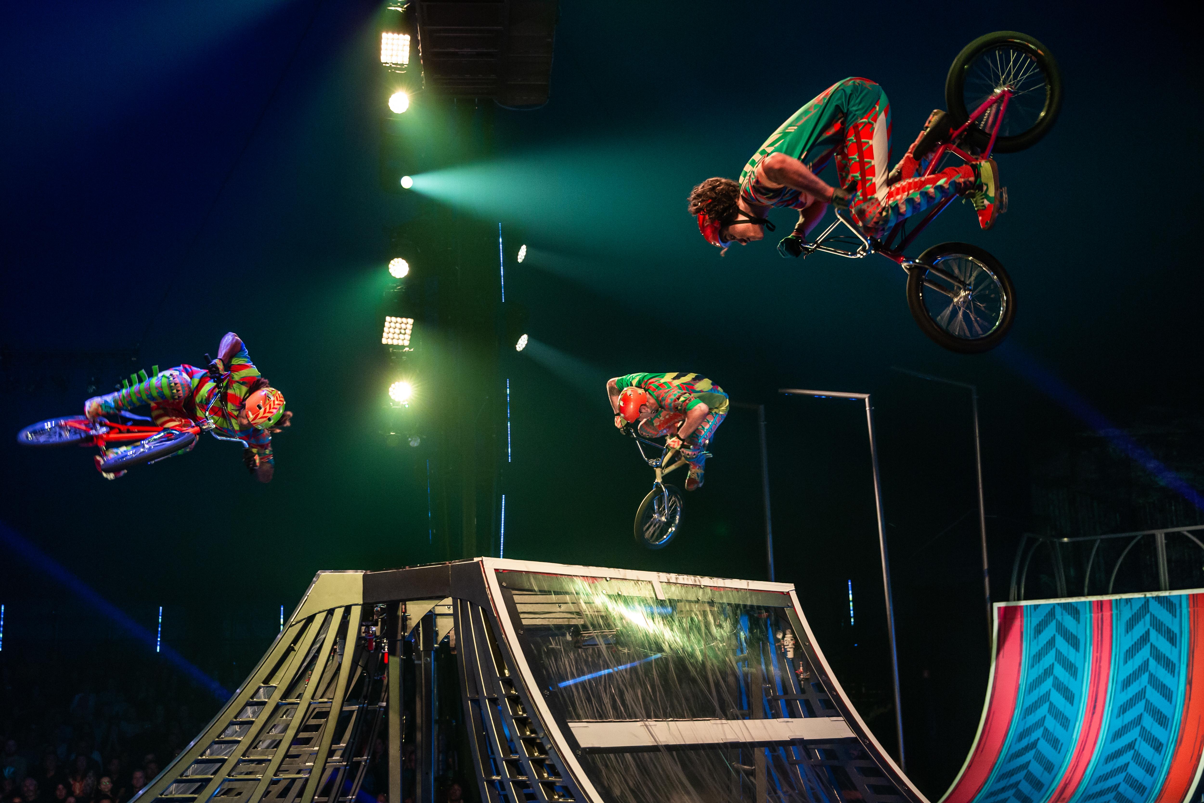 Portland Expo Center Christmas 2020 Cirque du Soleil's Volta coming to the Portland Expo Center in