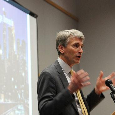 RT Rybak address at Regional Leadership Forum