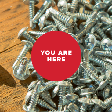 You are here dot with screws: Portland housing affordability