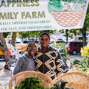 food equity and small business opportunities at the Saint Johns Farmers Market