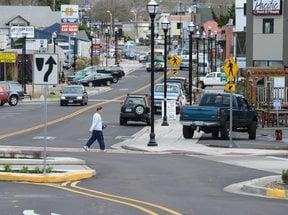 Downtown Tigard, Main Street