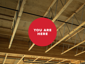 You are here: Wooden ceiling