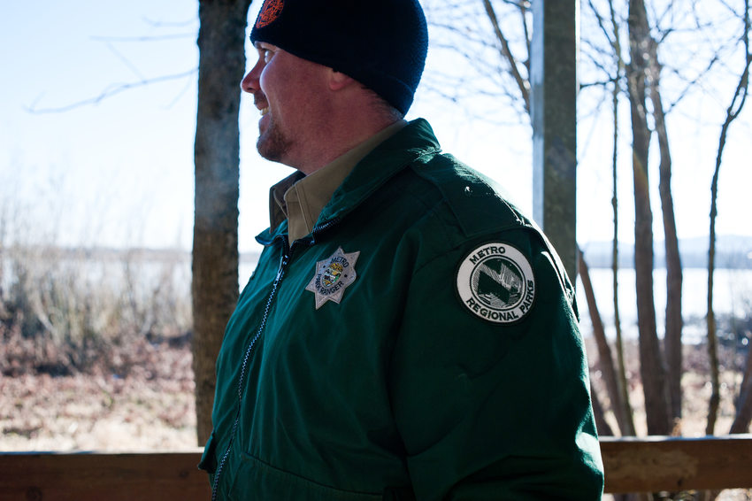 photo of a Metro naturalist