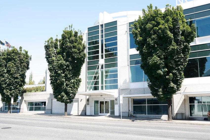 photo of the exterior of Metro Regional Center