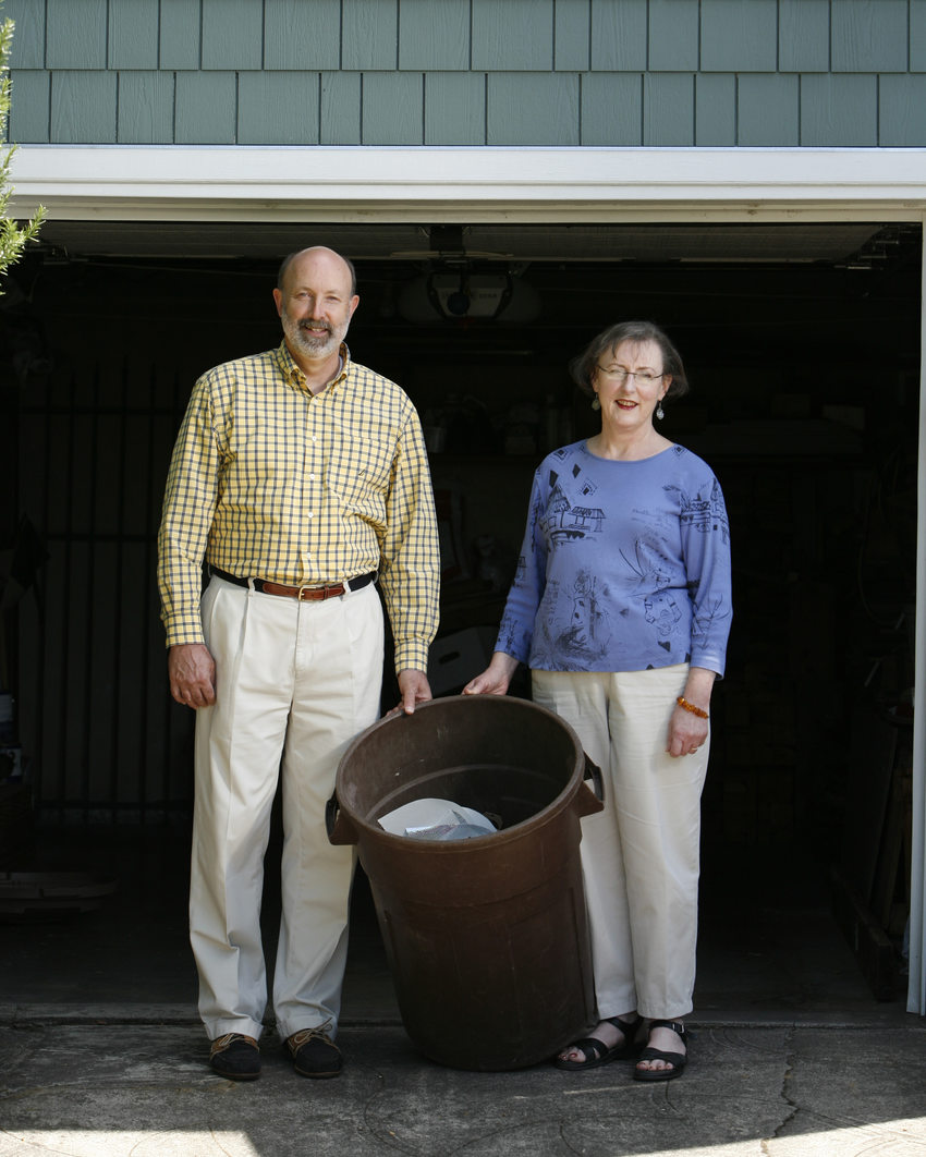 photo of Betty Shelley and husband