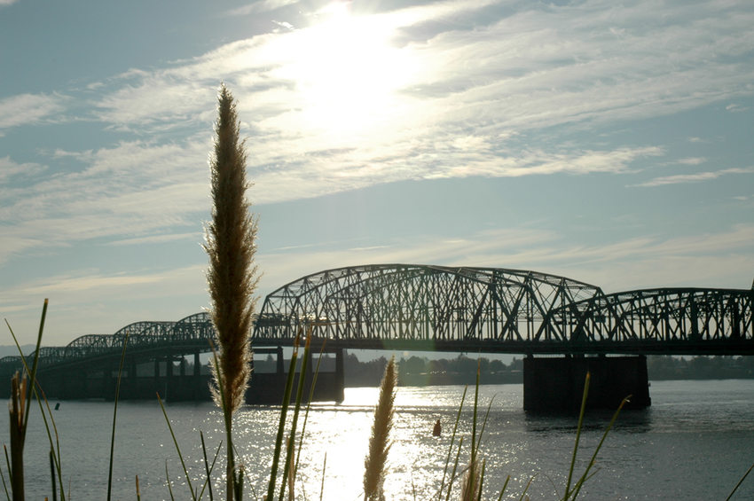 Interstate Bridge on the Columbia River