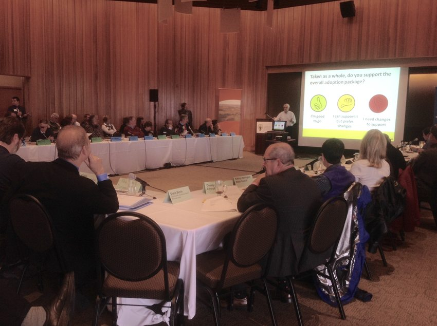 Climate Smart Communities joint meeting