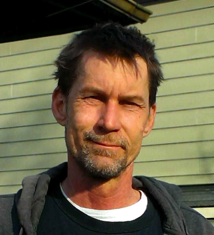 Schel Harris, artist, GLEAN