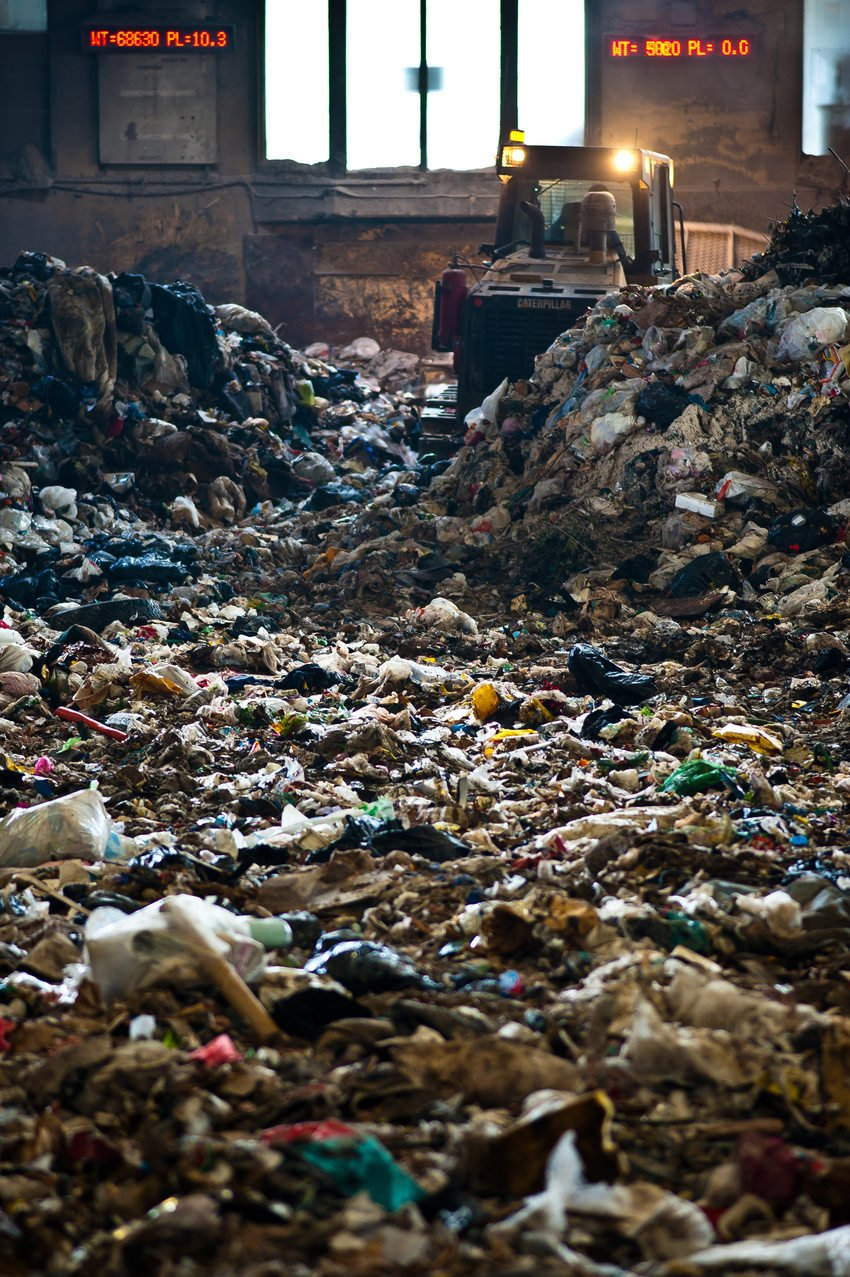 photo of the pit at Metro South