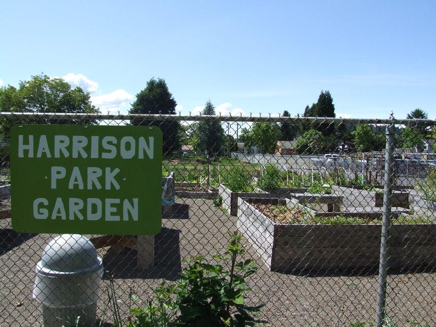 Harrison Park Community Garden