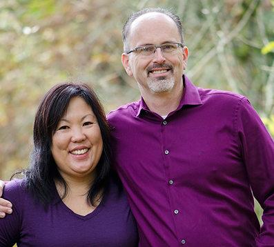Brian and Gay Wong