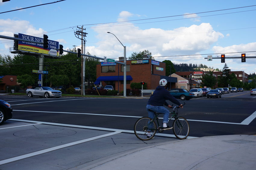 Monterey Avenue extension, Clackamas County