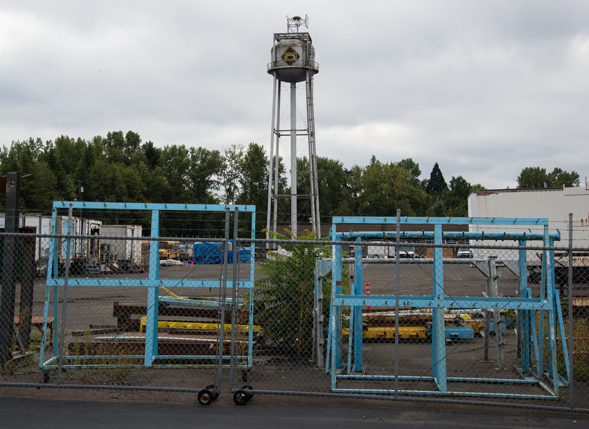 North Milwaukie Industrial Area