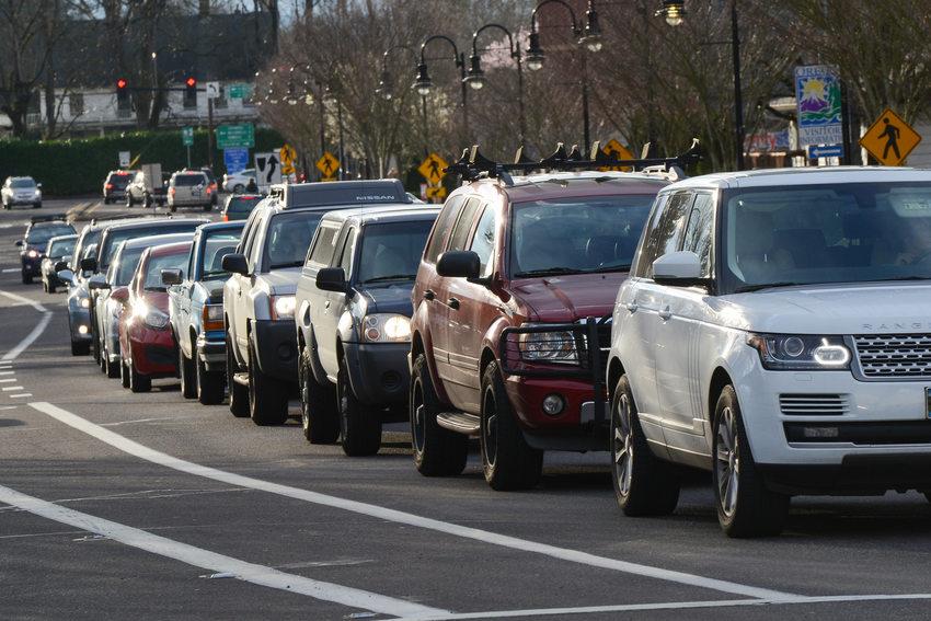 Tualatin traffic