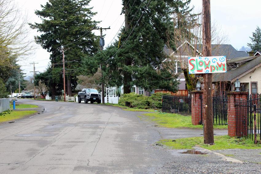 Southwest Ogden Street