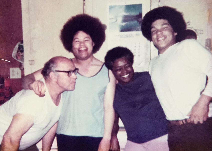 photo of Ehelebe family