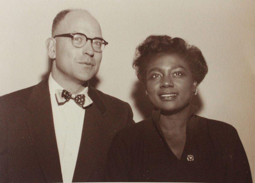 photo of Fred and Estella Ehelebe