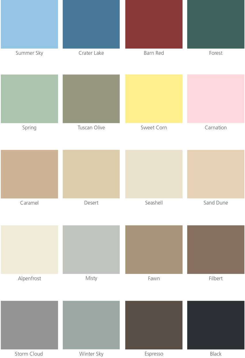 Ace Paint Color Cards Paint Color Ideas