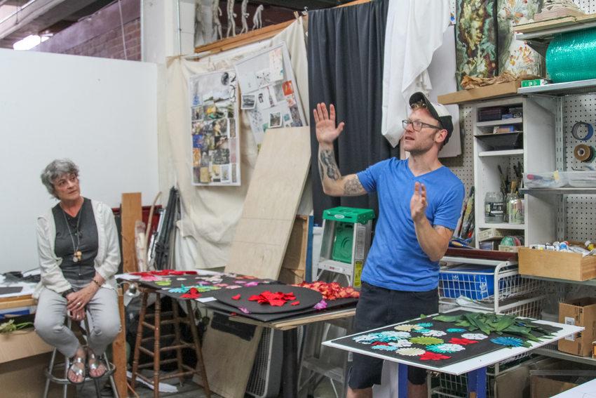 GLEAN Artist Tyler Corbett