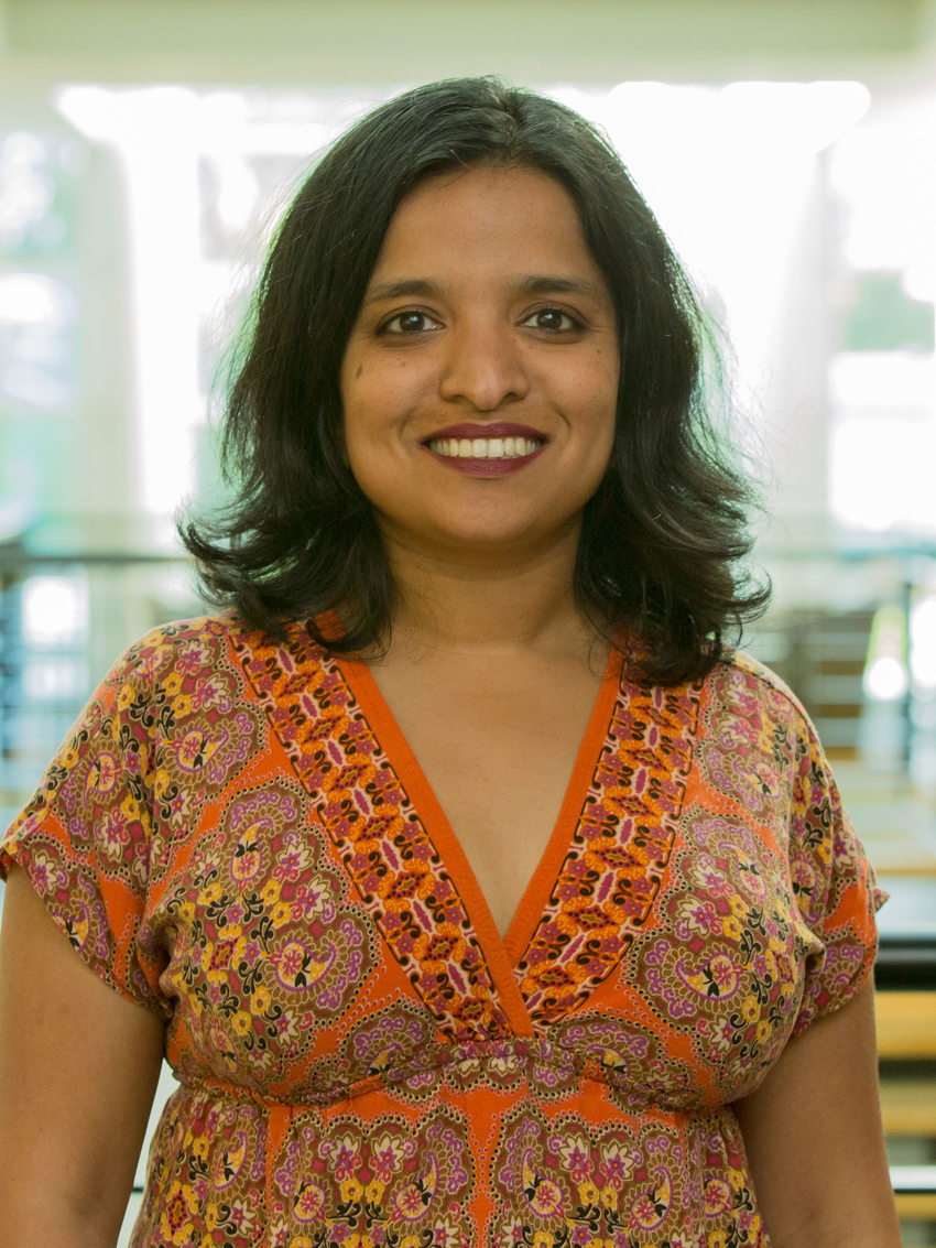 photo of Shweta Moorthy