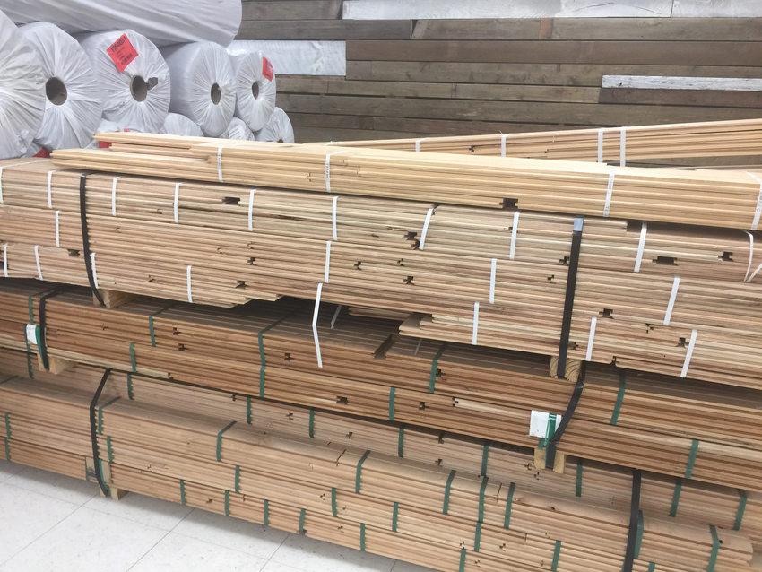 ReStore flooring