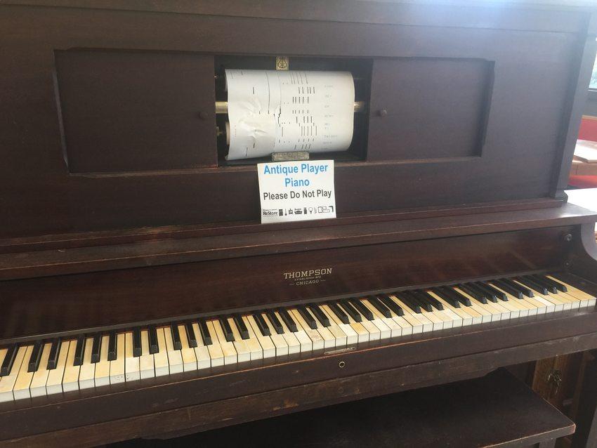 Piano Antiquity