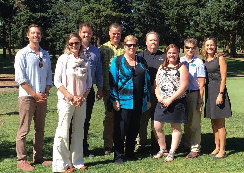 photo of Metro's Sustainability Steering Committee