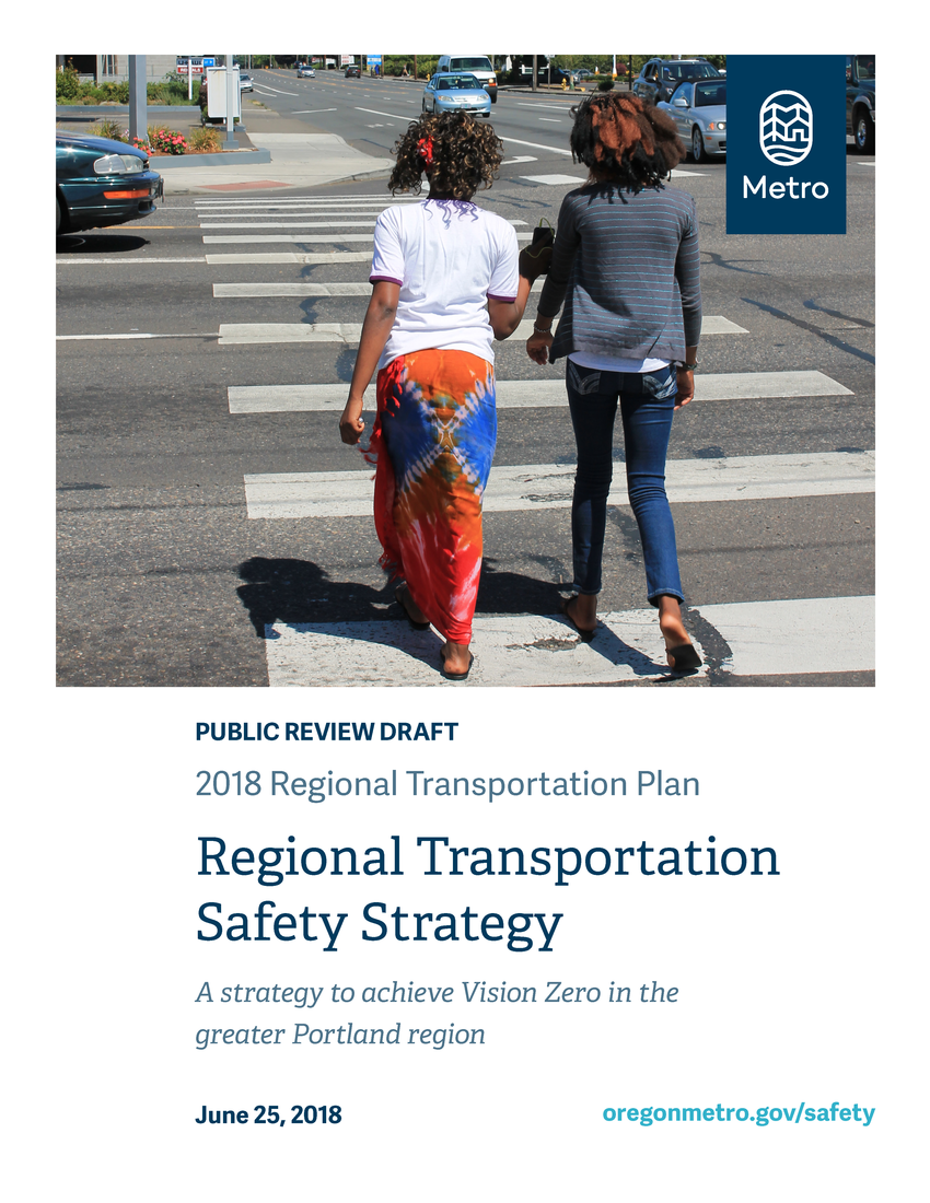 Regional Transportation Safety Strategy
