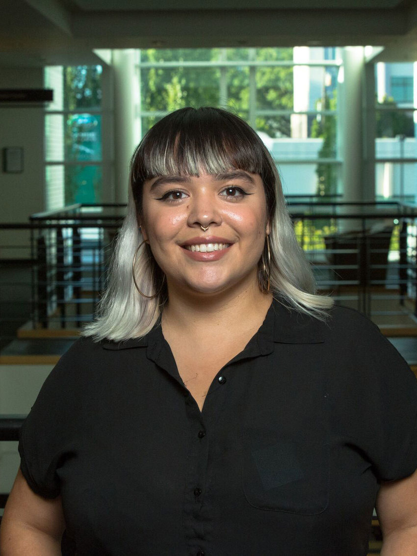 Committee on Racial Equity member Daisy Quiñonez