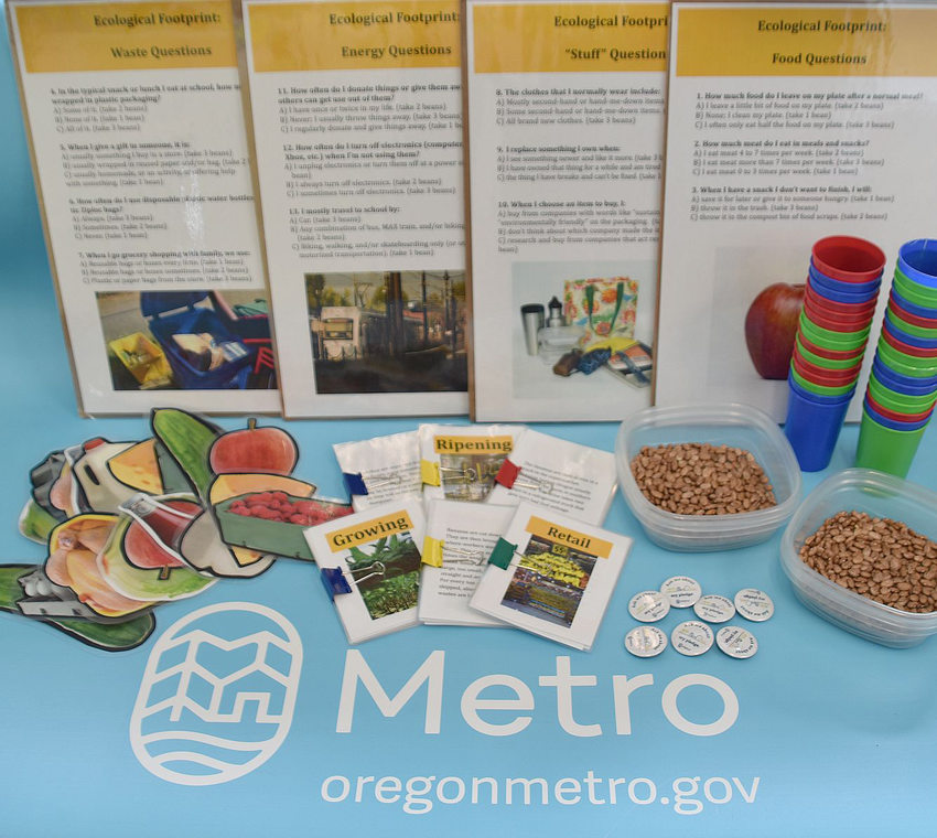 Enough Already Metro waste reduction education resource kit