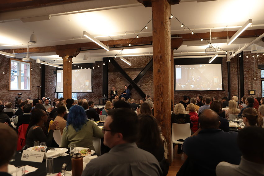 Audience at the 2020 State of the Region