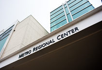 photo of Metro Regional Center entrance