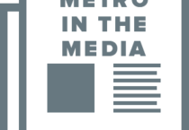 pictogram for Metro stories in the media