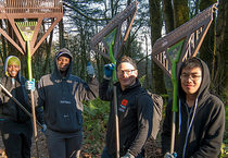 Image of Forest Park Conservancy volunteers