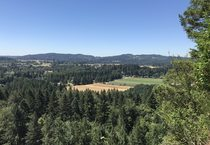 Scenic view from Clackamas Bluffs
