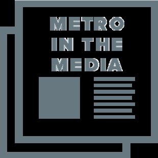 pictogram for Metro stories in the media