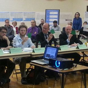 Powell-Division Steering Committee votes