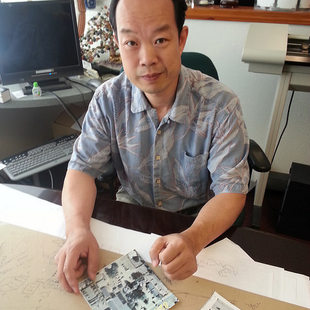 Ken Yu of Wing Ming Herbs