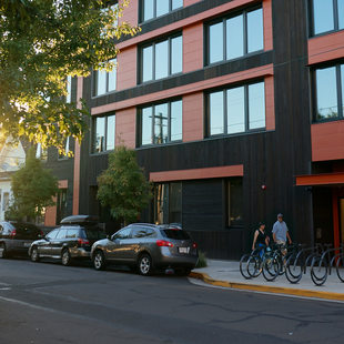 New apartments on North Williams