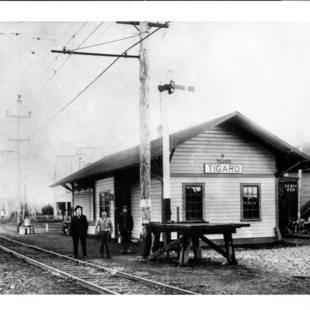 Tigard Electric Rail