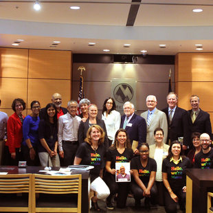 Metro Council equity strategy celebration