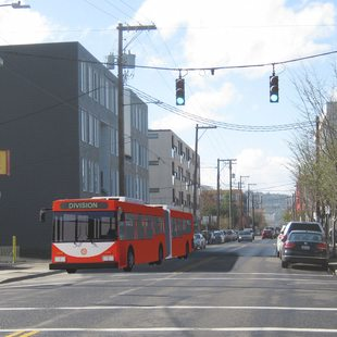 Powell-Division Transit Project