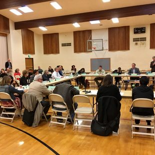 Powell-Division steering committee Oct. 3, 2016