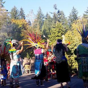 Mexica Tiahui Aztec Dance Group