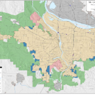 Urban and rural reserves map: Regional