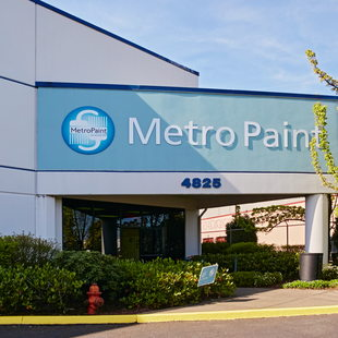 photo of MetroPaint location on Swan Island