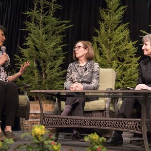 Oregon Gov. Kate Brown and former U.S. Secretary of the Interior discuss ways to make the outdoors more accessible to people of color, people with disabilities, and others.