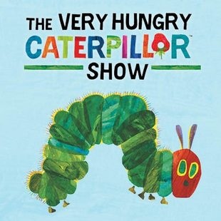 The Very Hungry Caterpillar show promotional image